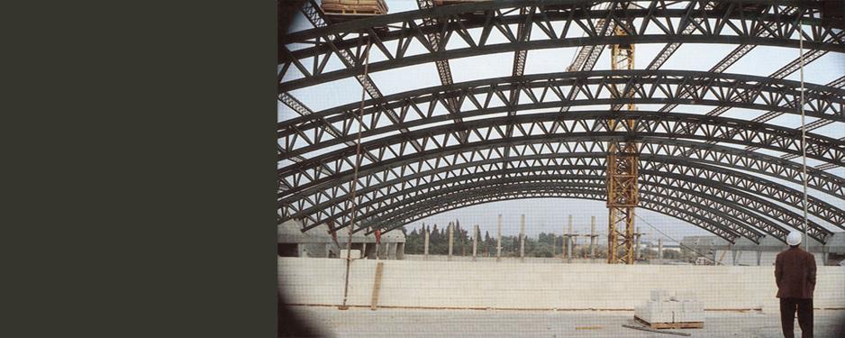Construcciones de estructuras met licas cartago - Fotos de construcciones metalicas ...